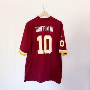 Washington Redskins #10 Griffin III Jersey